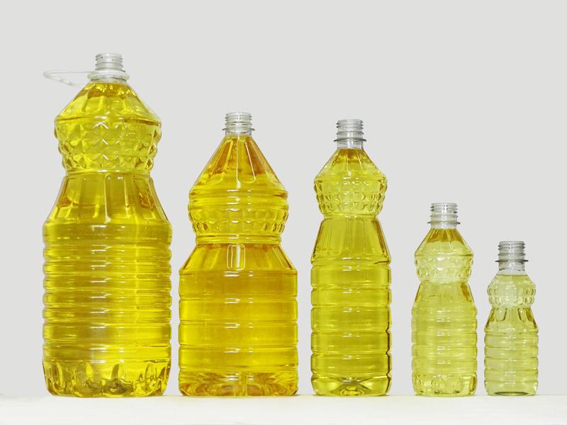 Aceite Familia Plaspet diferentes tamaños